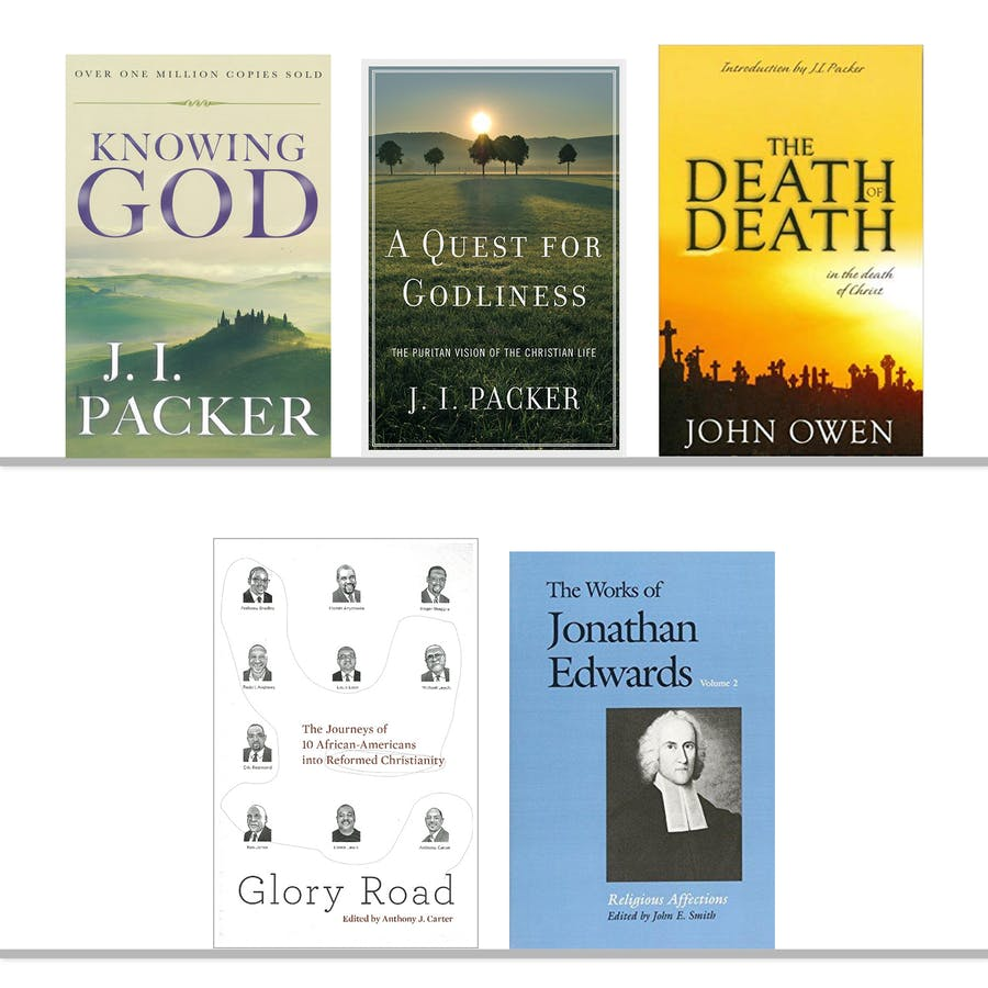 25 Christian Books I Love to Recommend | Desiring God