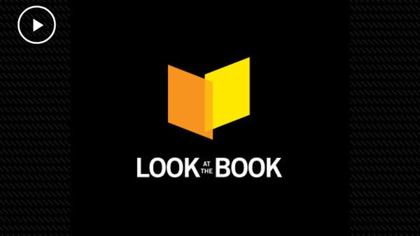 A First Glimpse at 'Look at the Book'