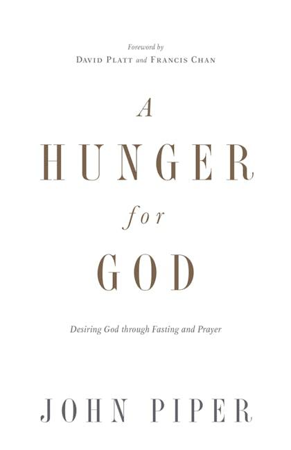 A Hunger for God book