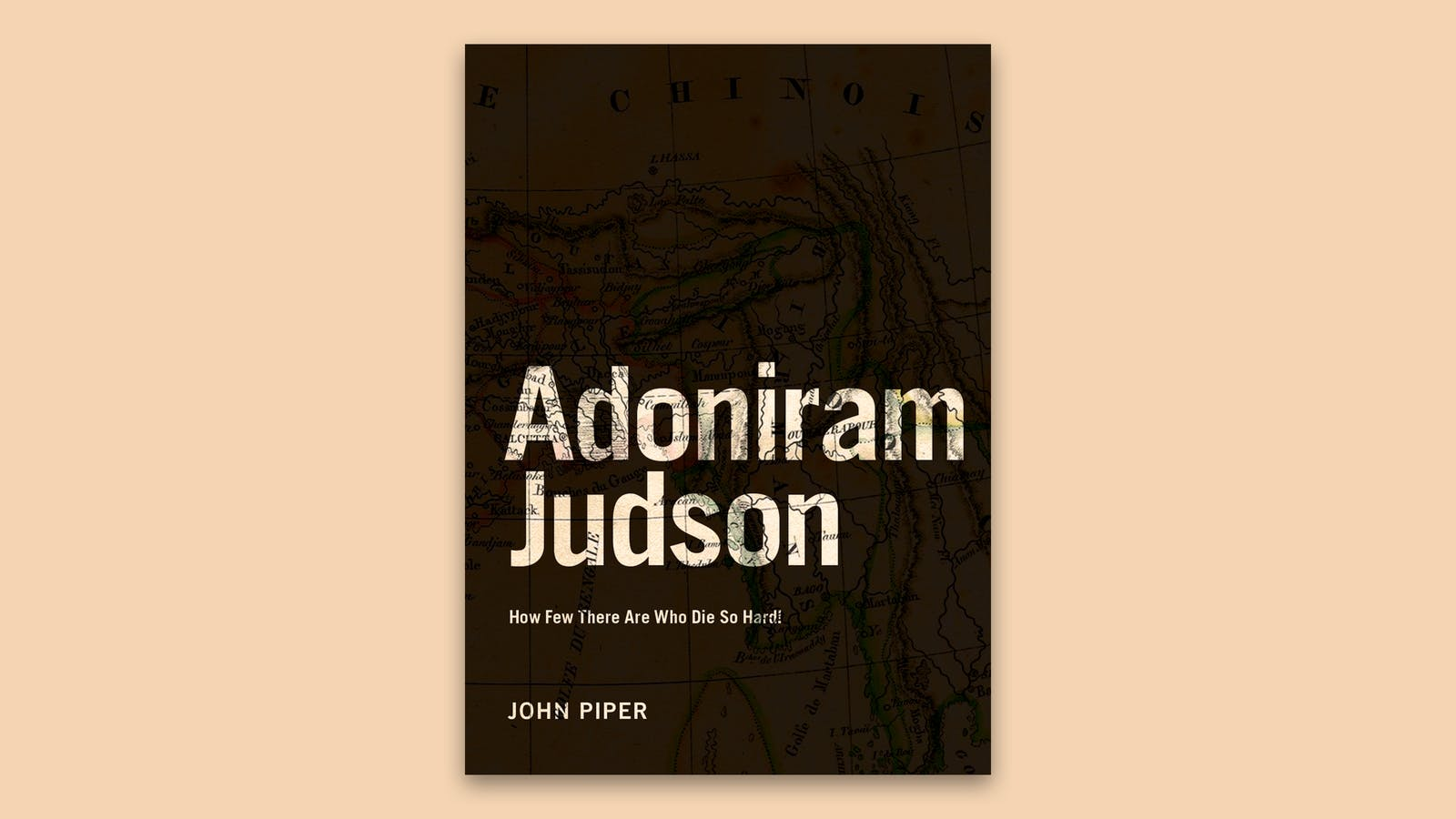 short biography of adoniram judson