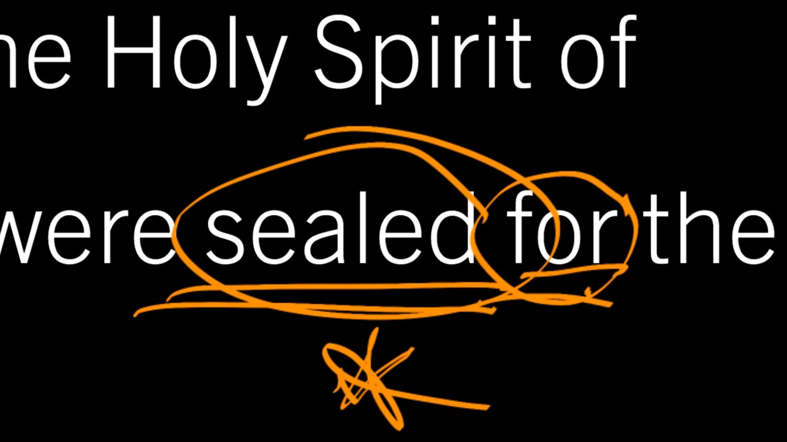 Adopted and Redeemed Now, But Not Yet: Ephesians 1:11–14, Part 11