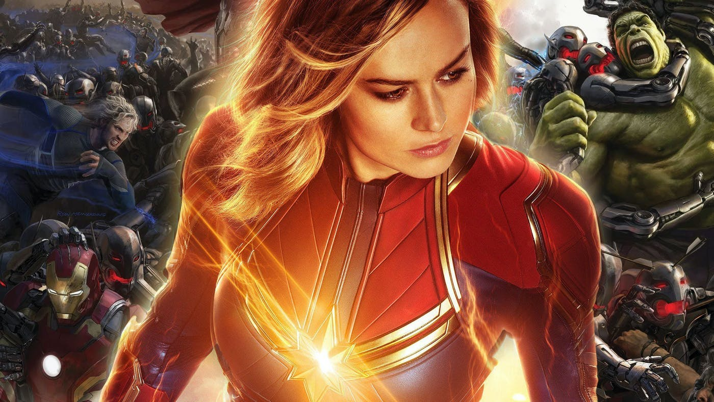 Behold Your Queen The Real Conflict In Captain Marvel Desiring God