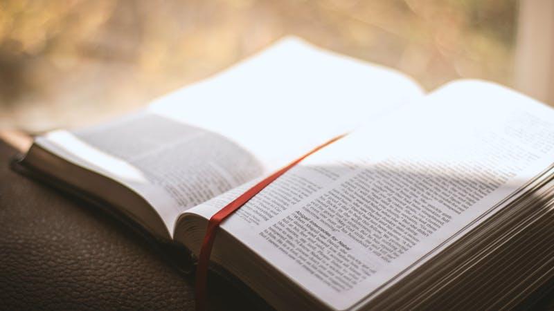 Bible Memory Brings Reality to Life