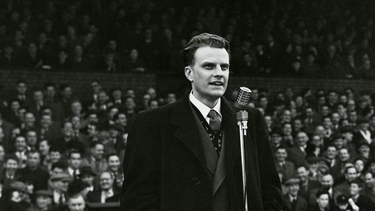 Billy Graham's Controversial Ministry