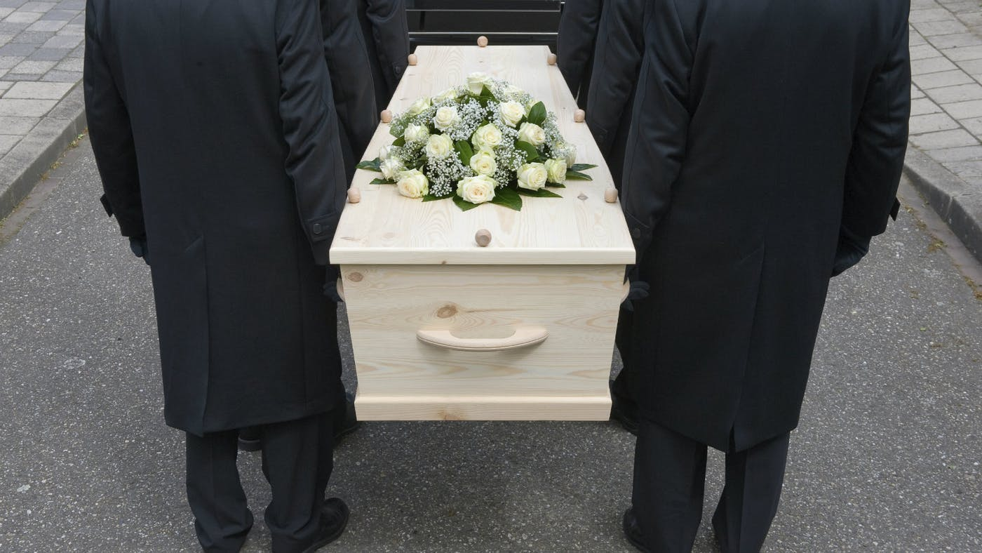 Christian Funerals Can Be Too Happy | Desiring God