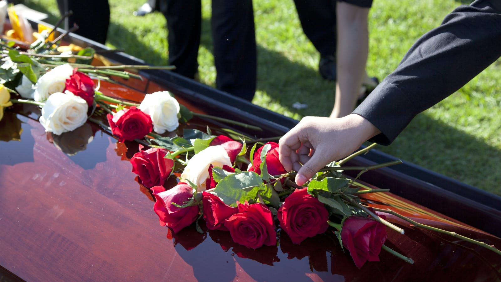 Do You Conduct Funerals for Non-Christians? | Desiring God