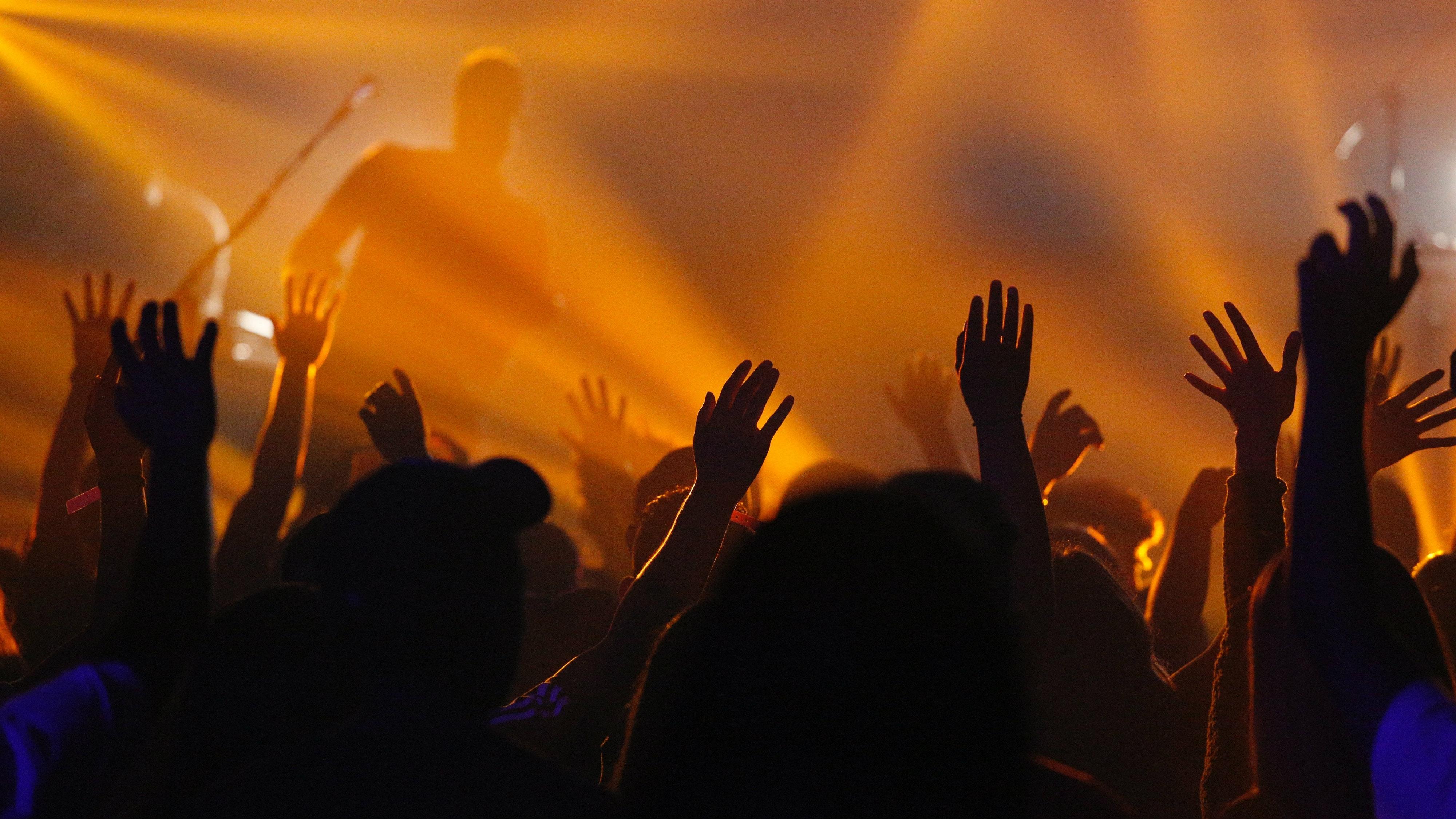 Worship - Magazine cover
