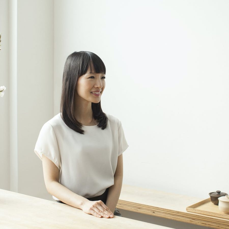 Does She Spark Joy? Sorting Through Marie Kondo