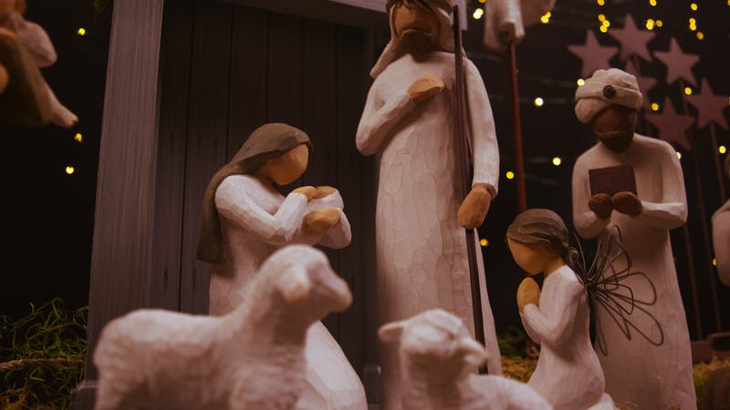 Does the Bible Forbid My Nativity Set?