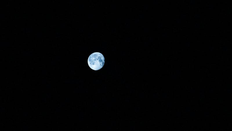 God Put You on the Pale Blue Dot