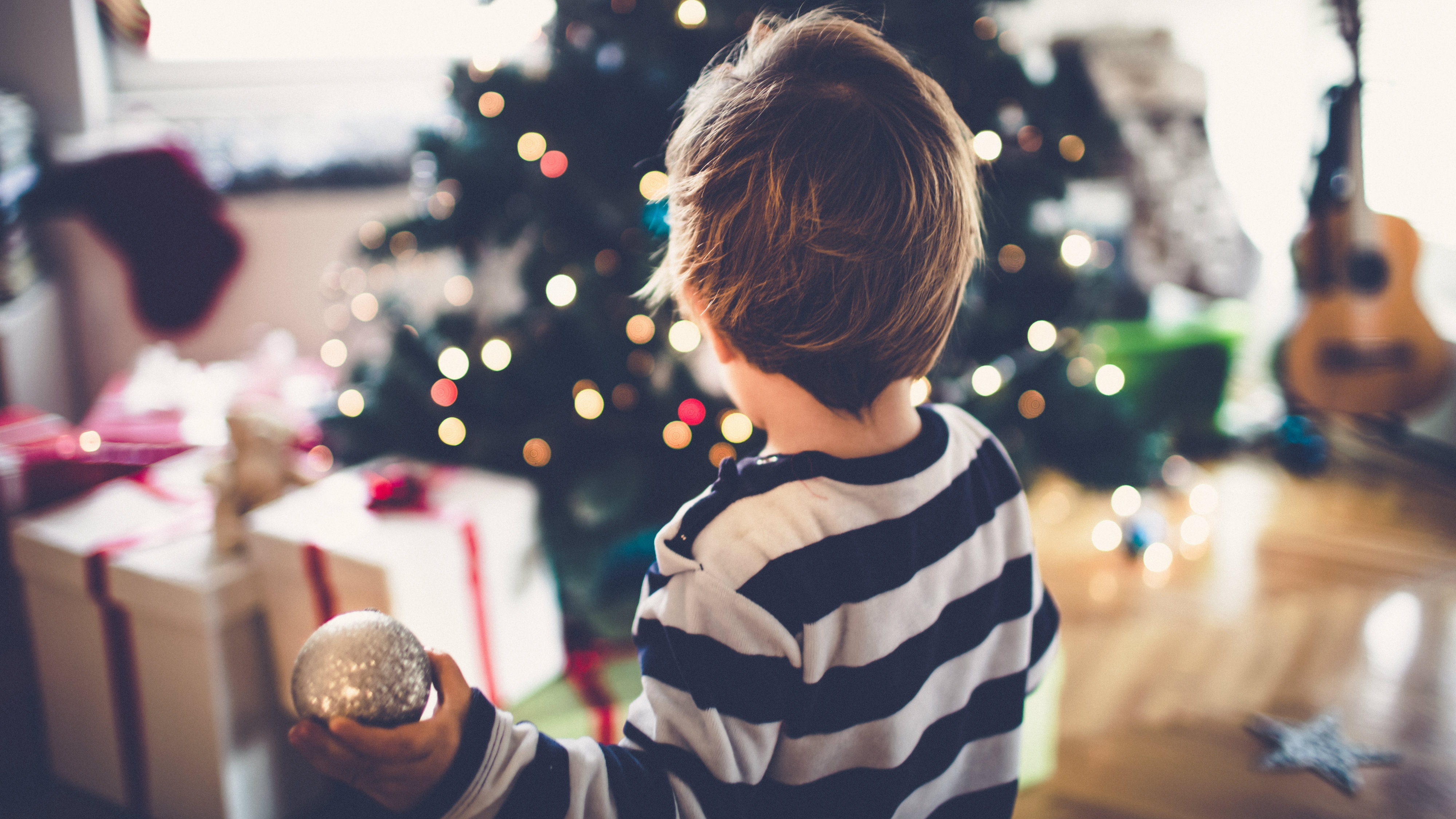 Five Things to Teach Your Children This Christmas