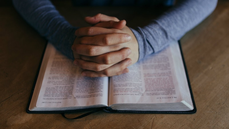Four Prayers for Bible Reading