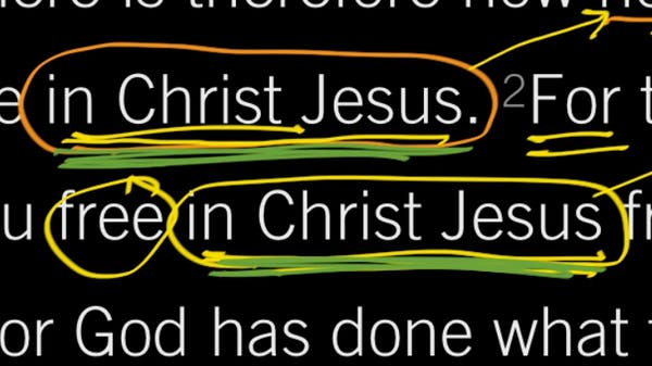 Identity in Christ   Desiring God