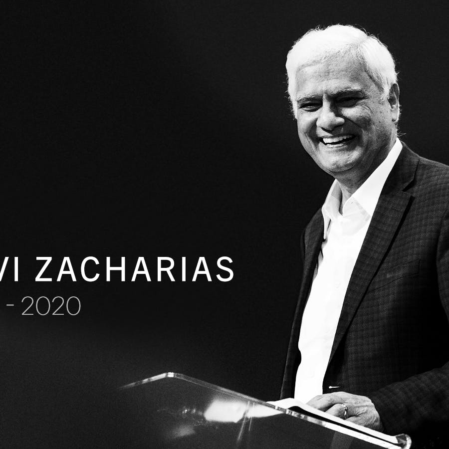 From Chaos to Christ: Gratitude for Ravi Zacharias (1946–2020)