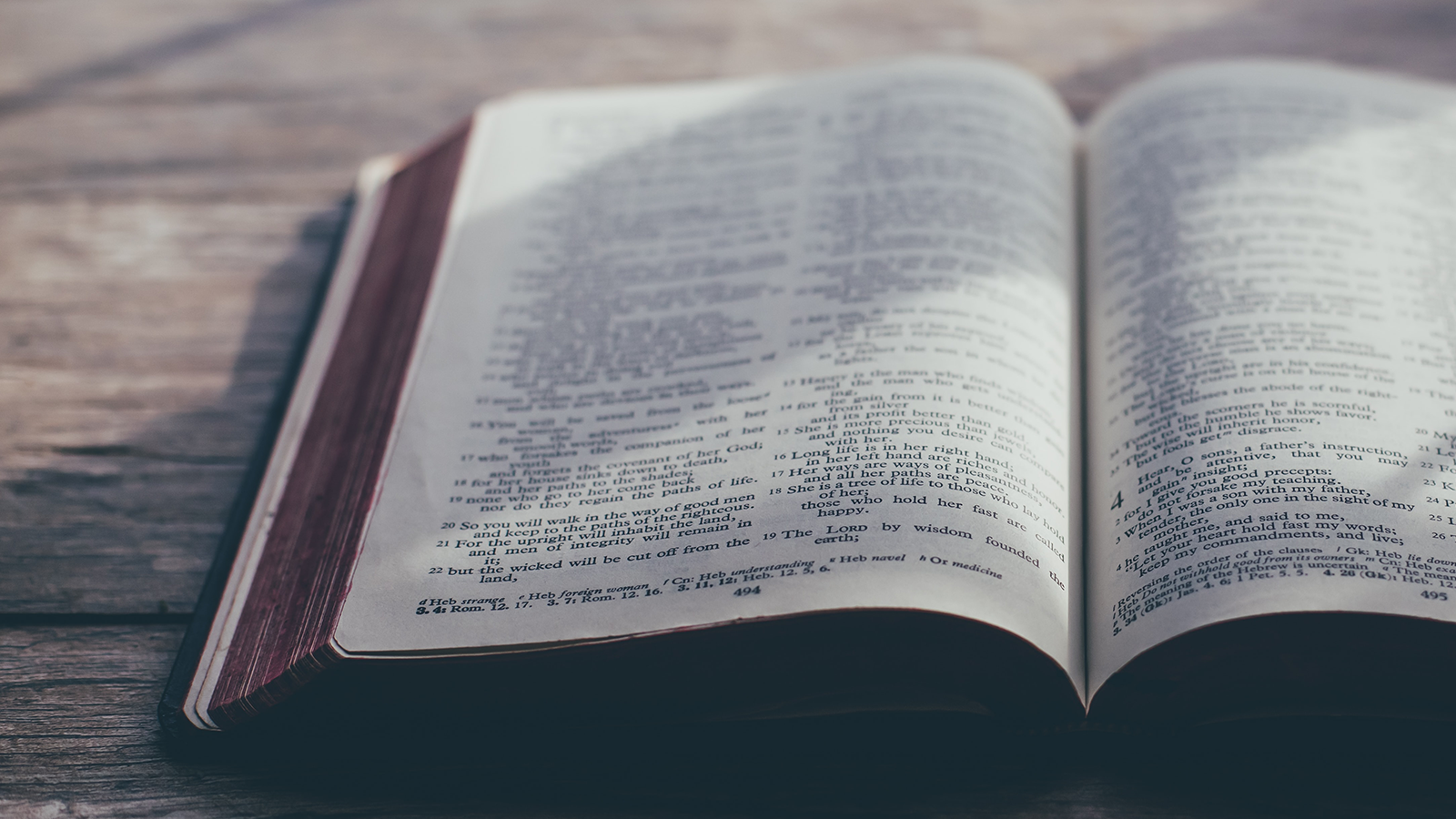 Get More from the Bible This Year: Six Marks of Mature Reading