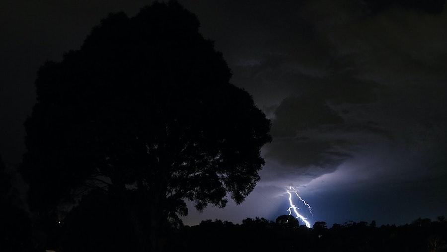 God Is Not Afraid of the Dark