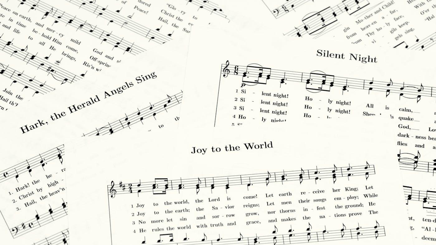 Hark! The Long-Lost Verses Sing   Desiring God