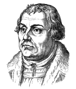 Here He Stood: Martin Luther (1483–1546)Here He Stood