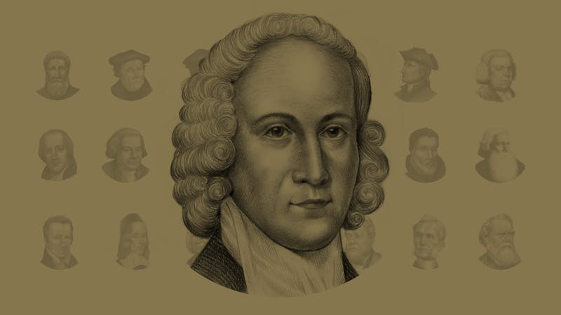 His Head and Heart Were God's: Jonathan Edwards (1703–1758)