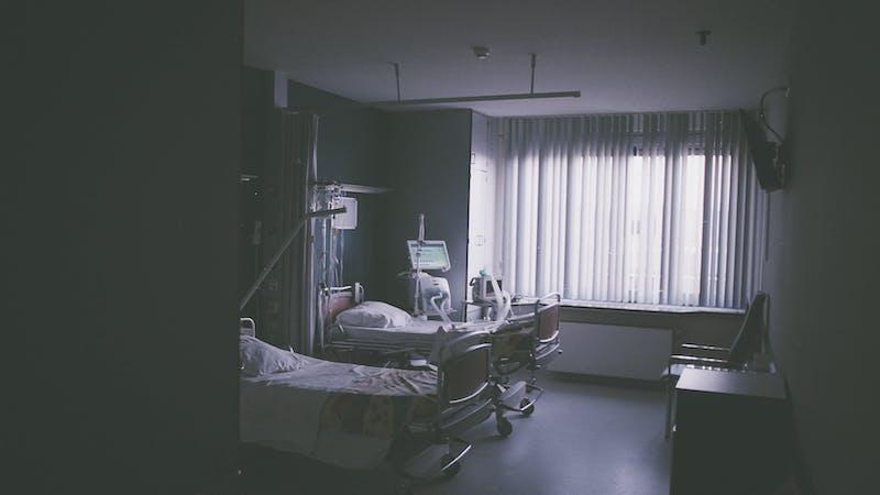 Even in the ICU