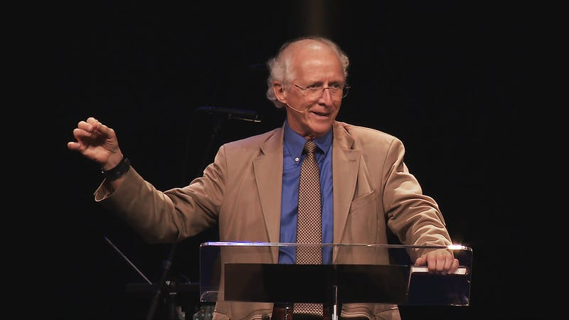 'How God Made Me Happy in Him': John Piper's Journey to Joy