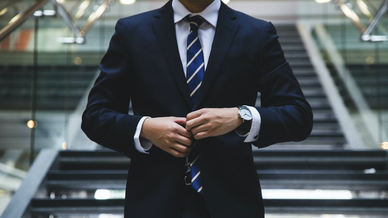How to Climb the Corporate Ladder — for Jesus's Sake