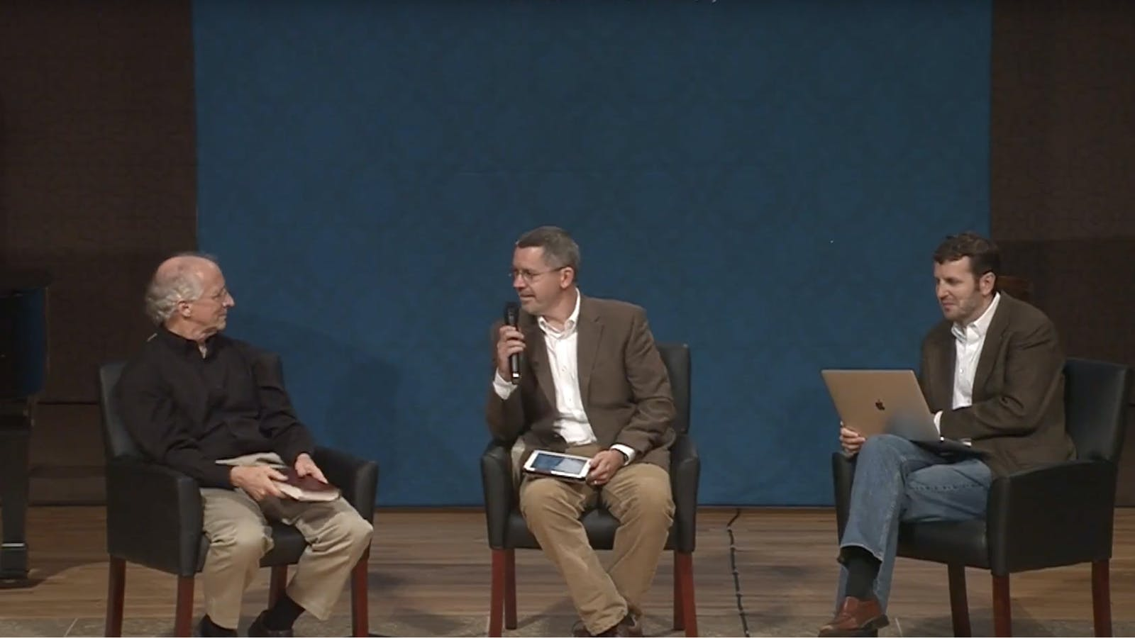 How to Find Gold in God's Word Panel Discussion: Piper, Naselli, & DeRouchie