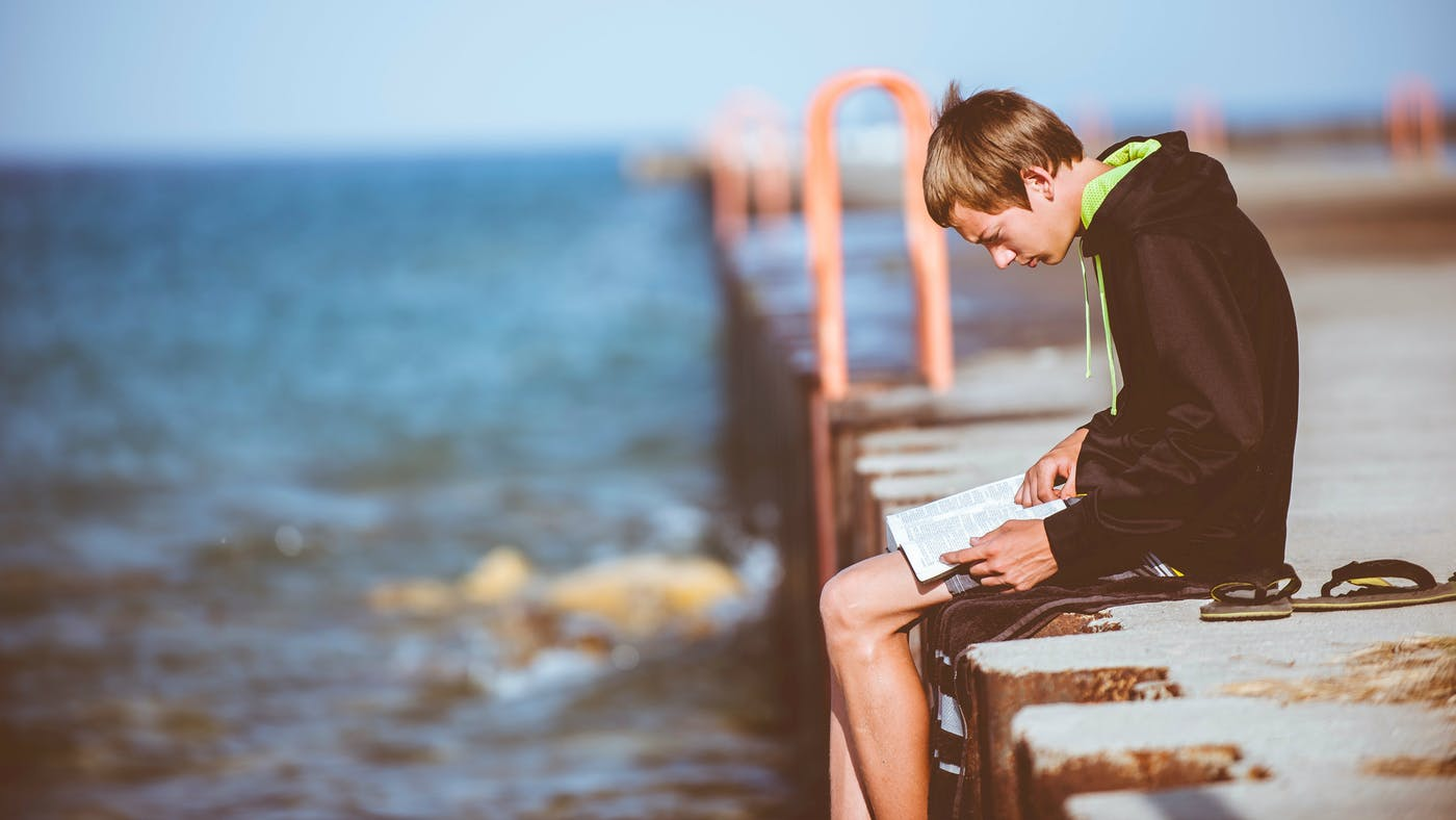 How to Go Deeper in Bible Study: Letter to a 13-Year-Old | Desiring God