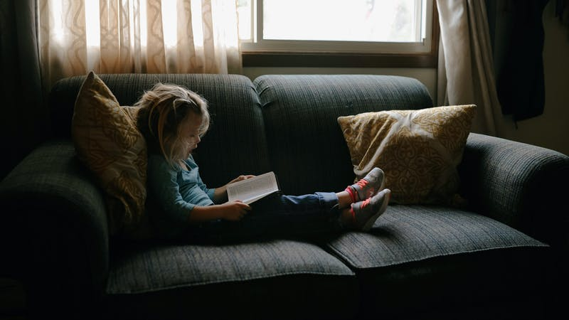 How to Help Your Children Read the Bible