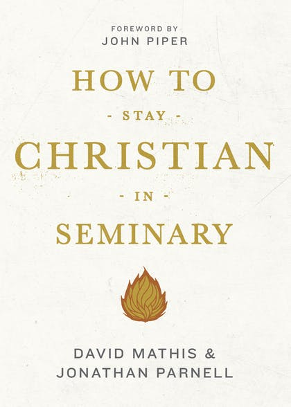 How to Stay Christian in Seminary book