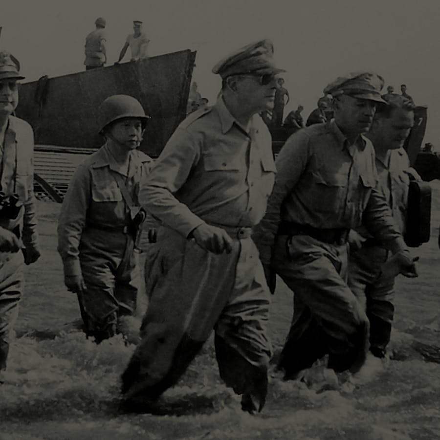 'I Shall Return': General MacArthur and the Second Coming