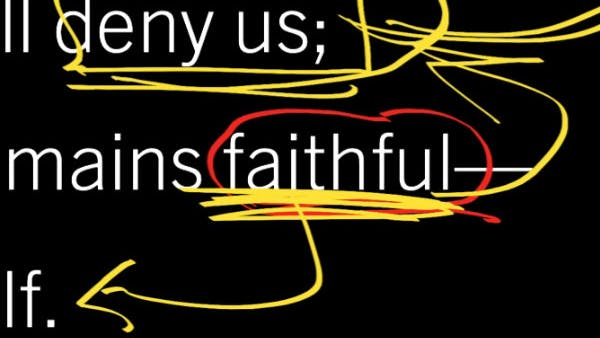 2 Timothy 2:11–13: If We Are Faithless, He Remains Faithful