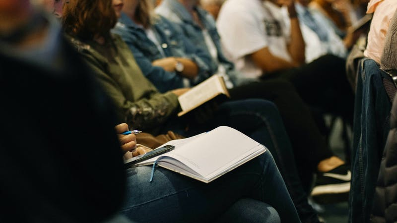 Is Church (Literally) Good for You?