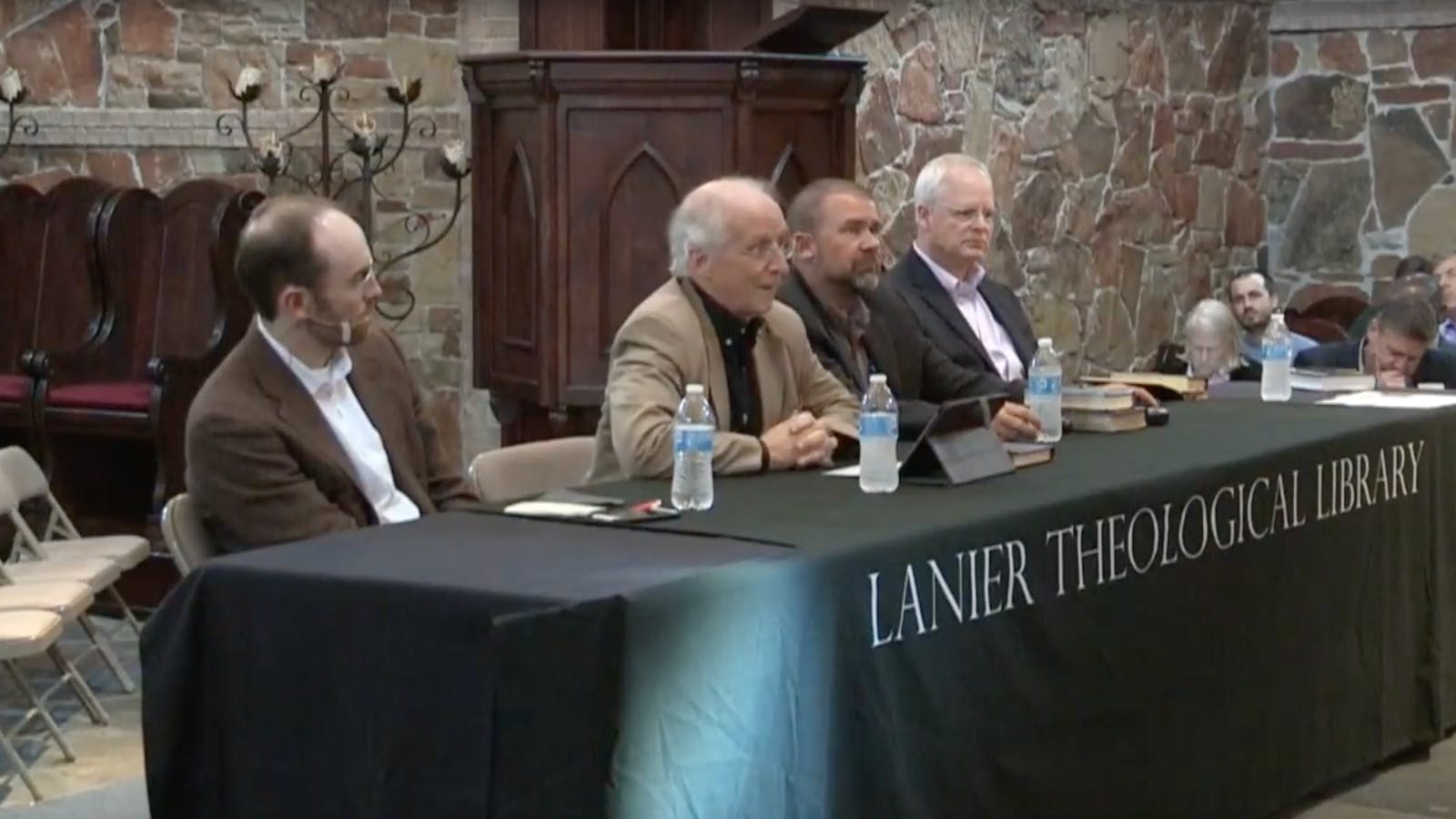 Joy in This World Panel Discussion: Piper, Storms, Rigney, & Borman
