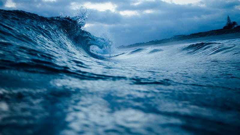 Let Waves of Suffering Carry You to Him