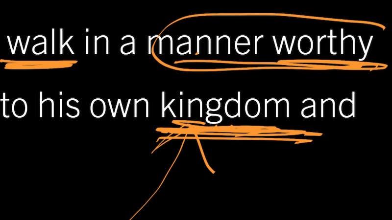 Philippians 3:18–21: Live Like You Belong in Heaven