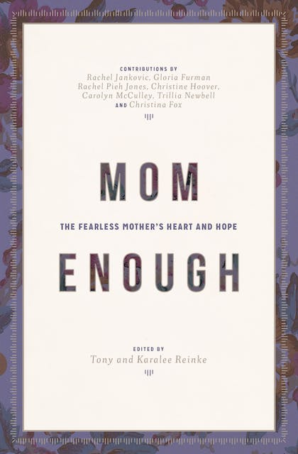 Mom Enough book