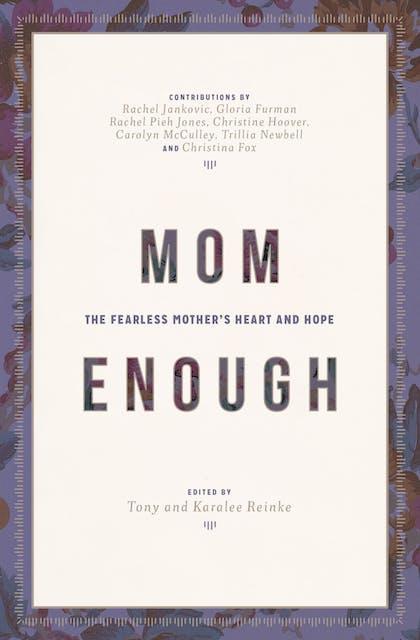 Mom Enough book
