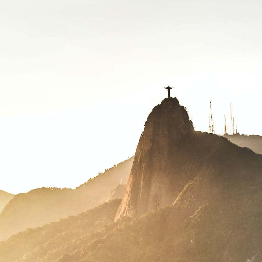 Money, Mardi Gras, and Something Far Better: Stories from South America