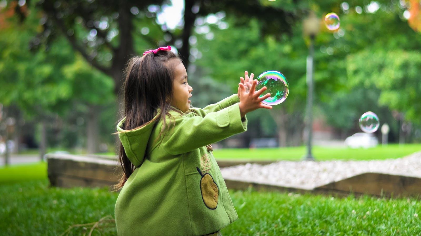 Parenting Is About Treasuring: Four Ways to Nurture Joy in God