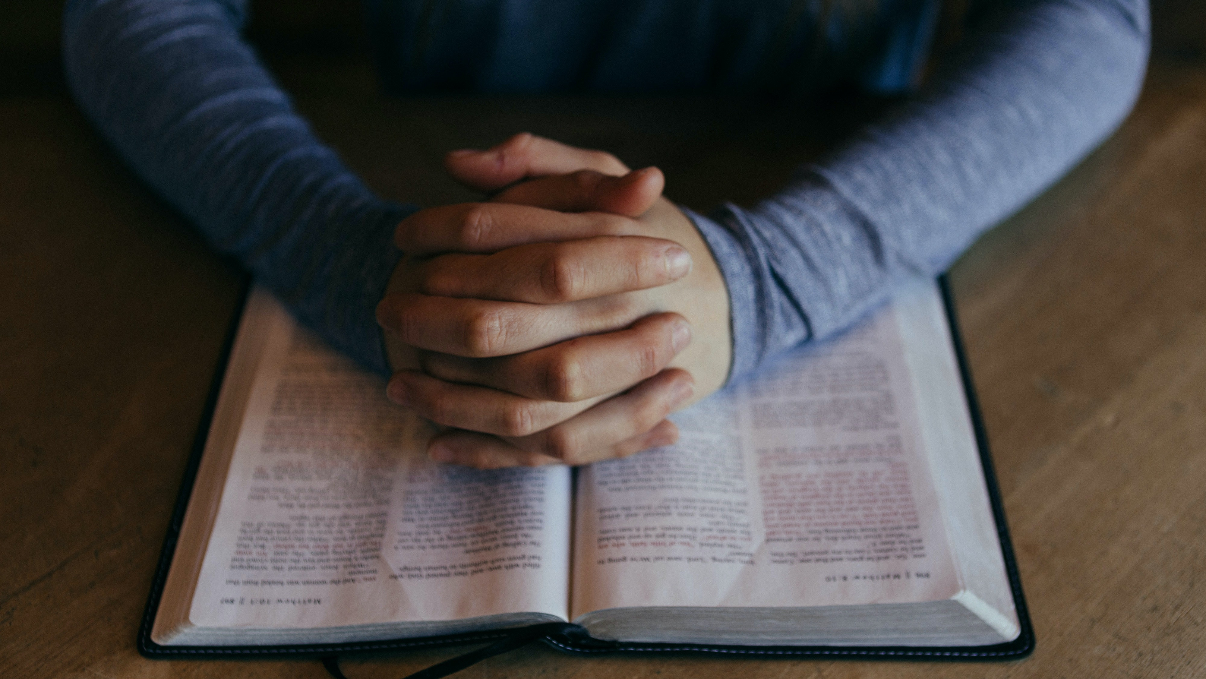 Does the power of prayer depend on us