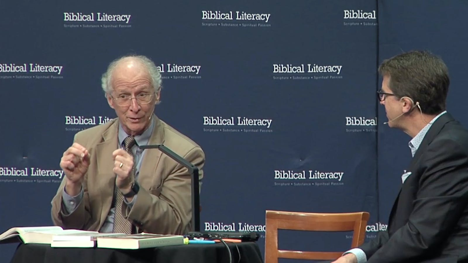 Q&A with John Piper in Houston
