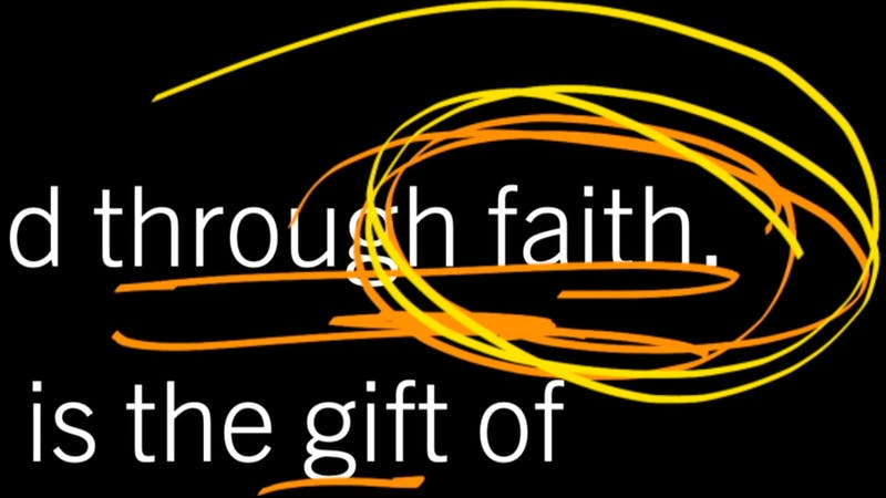 Salvation Is the Decisive Work of God: Ephesians 2:4–7, Part 8