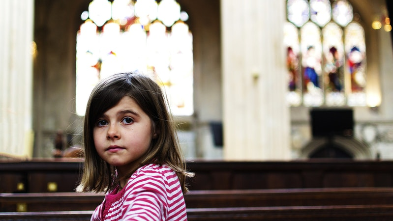 "Should Children Sit Through ""Big Church""?"