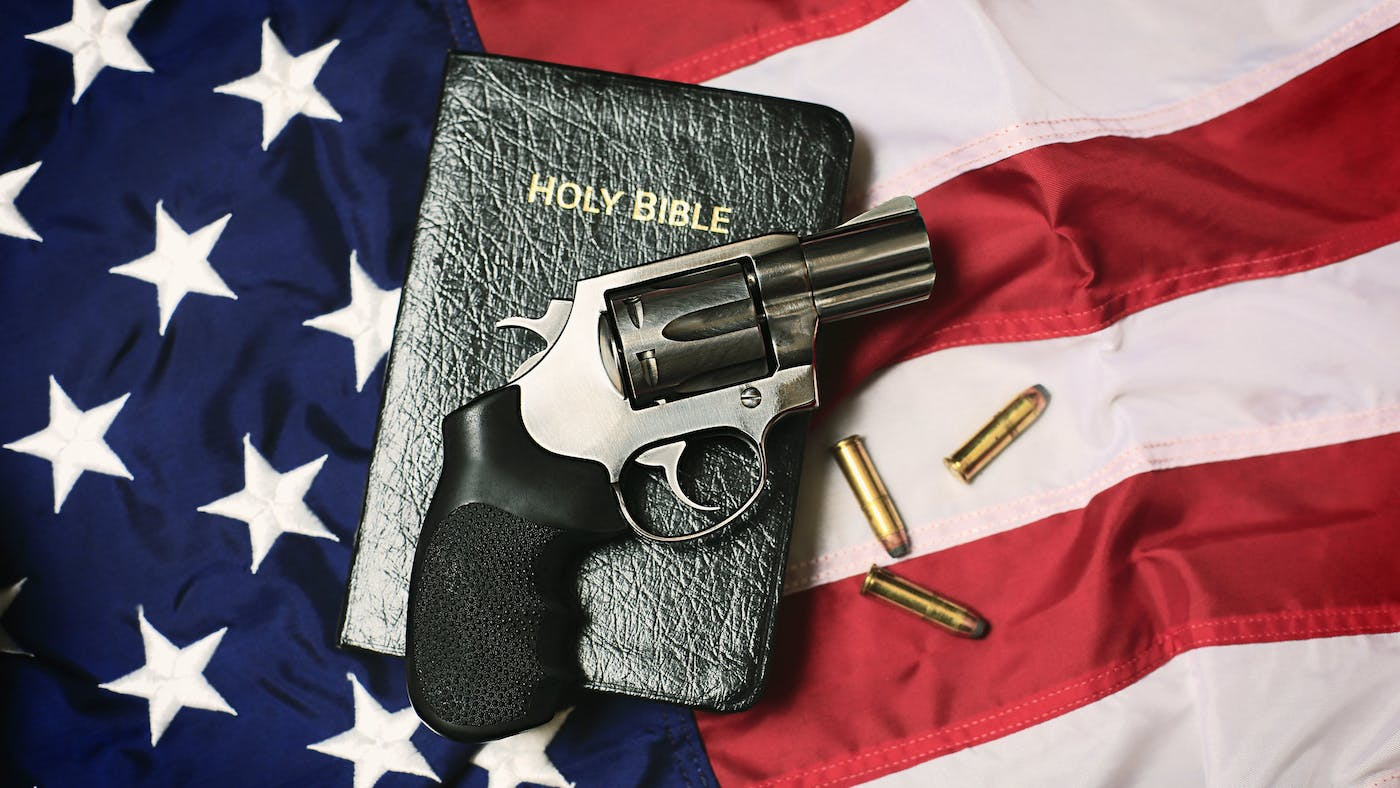 Should Christians Be Encouraged to Arm Themselves