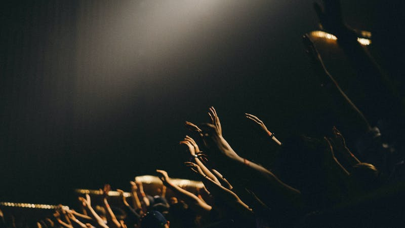 Should We Raise Our Hands in Worship?