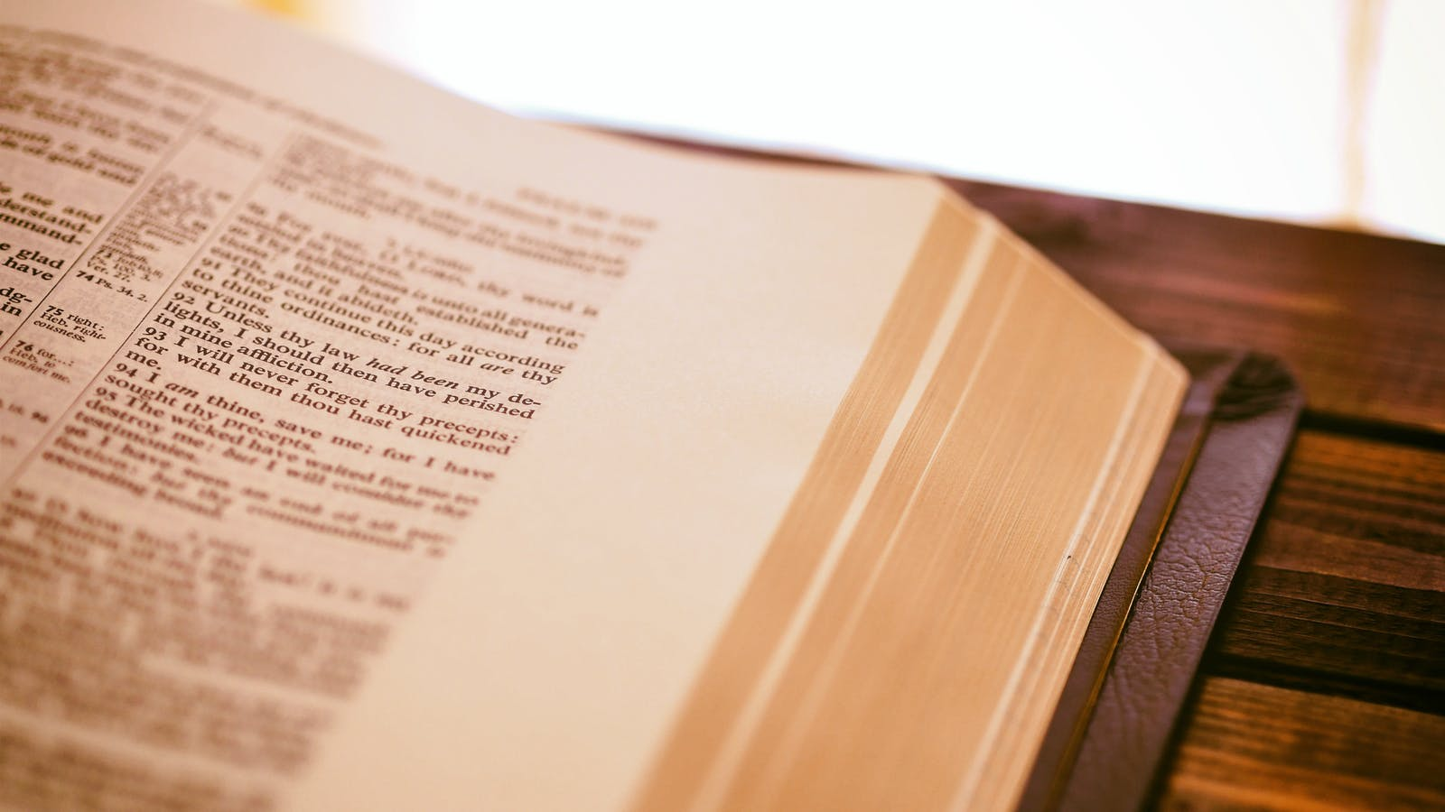 Six Common Ways Preachers Dishonor God's Word | Desiring God