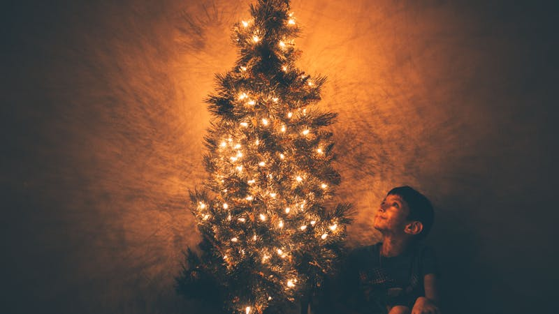 Some Kids Barely Survive Christmas