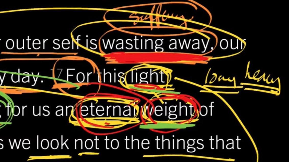 2 Corinthians 4:16–18: Suffering Prepares Us to Enjoy God