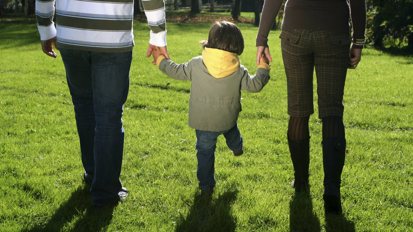 what does the bible say about parents leaving their children